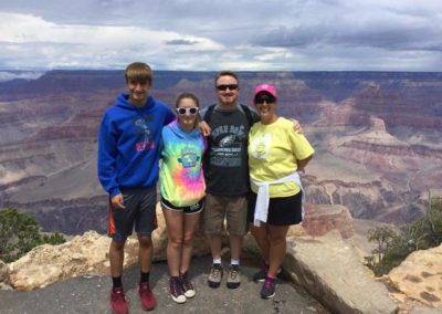 Scattering Sunshine in Grand Canyon